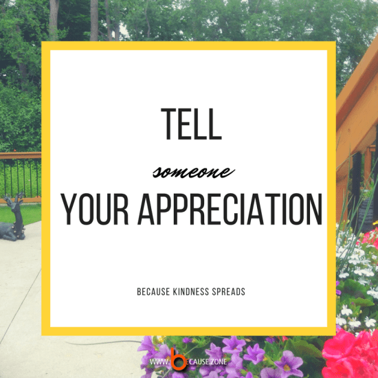 tell-someone-your-appreciation