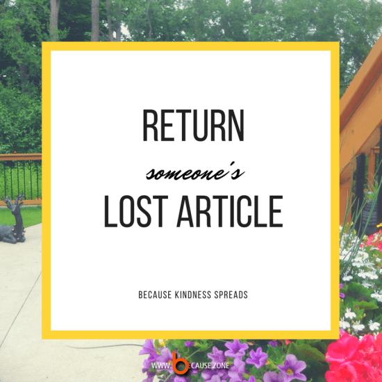 return-someones-article