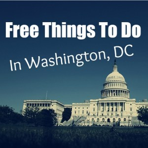 Free things to do in Washington DC