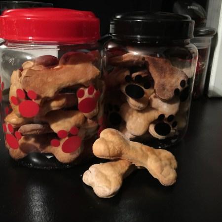 dog treat gift idea