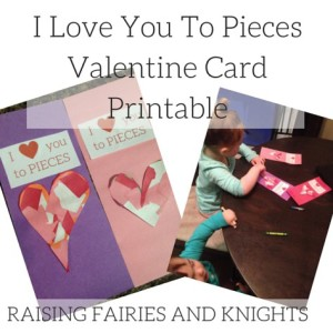 picture regarding I Love You to Pieces Printable referred to as 14 Totally free Printable Valentines Working day Playing cards - Due to the fact Im Low-cost