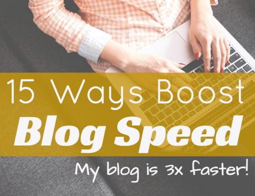 15 ways to boost blog speed and speed up wordpress blog