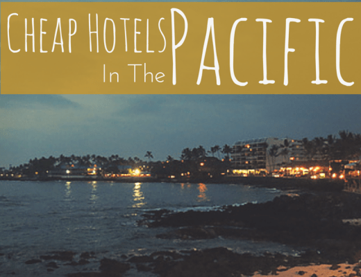 Cheap & chic hotels in the pacific