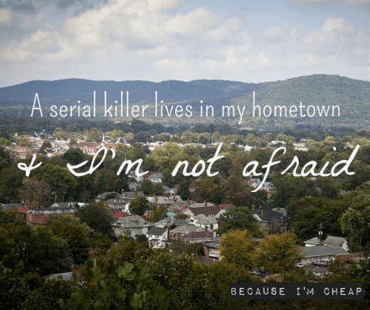 """For the first time in years, folks across the country know how to pronounce my hometown. (It's """"Chill-eh-caw-thee"""" for those of you who aren't news or gossip junkies.) Don't know what I'm talking about? Chillicothe is making headlines because of death, of the darkest variety: murder."""