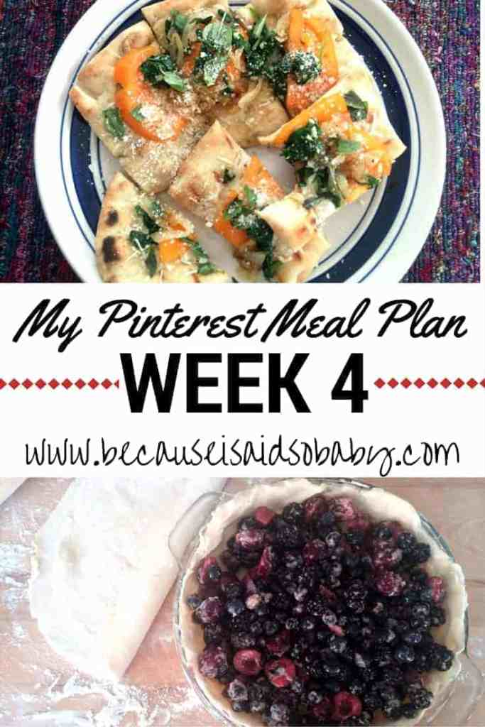 Another week's worth of easy & healthy recipes found on Pinterest. These recipes use similar ingredients to save time and money. Love this.