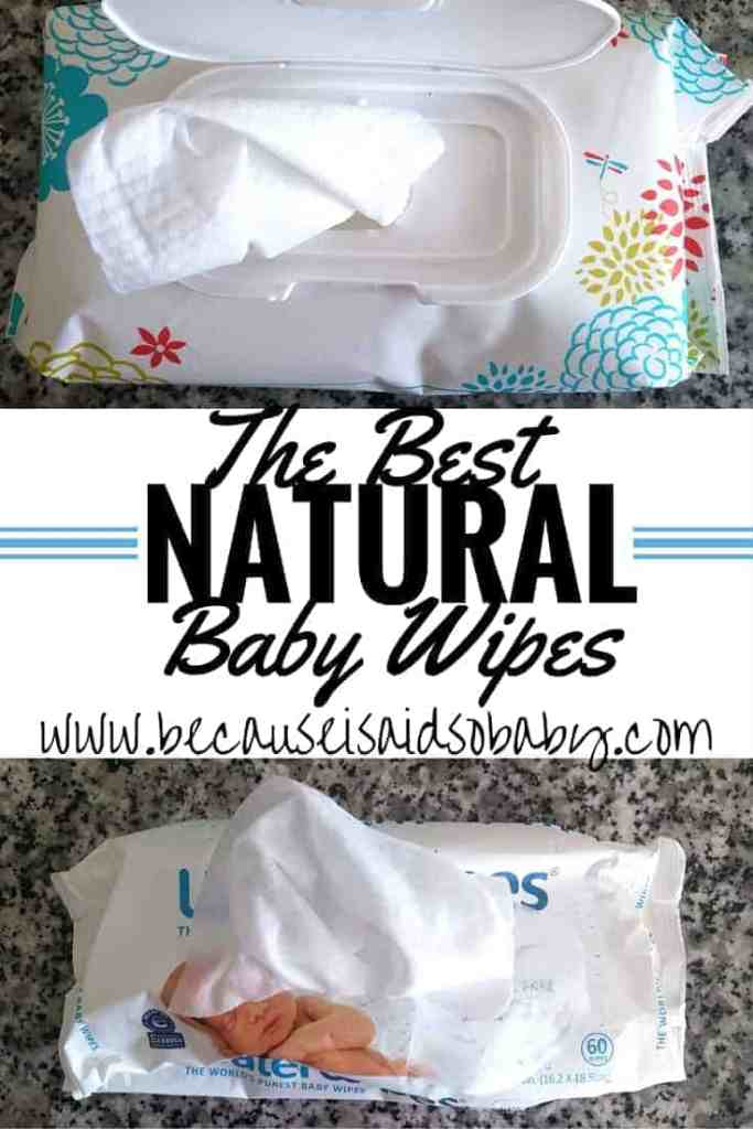 With so many baby products on the market, how do you know which one is best? Luckily we've tried a bunch of them! Here are our favorite natural baby wipes!