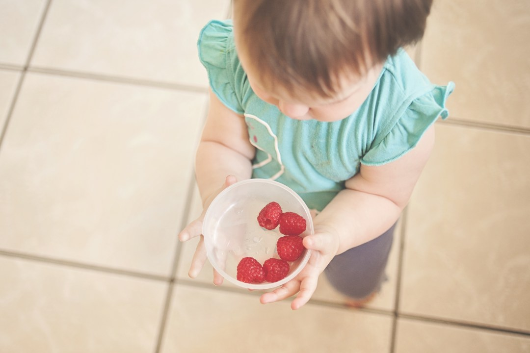 how to get started with baby-led weaning