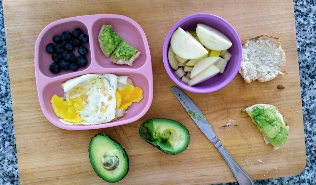 essential healthy fats for baby and toddler