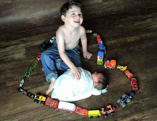 How to Prepare Your Toddler for Baby # 2