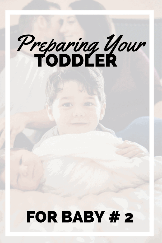 Expecting baby # 2? Check out these simple tips to prepare your toddler to be a big sibling!