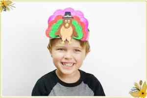 free printable thanksgiving crafts for toddlers