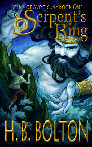 Review ~ The Serpent's Ring by H.B. Bolton