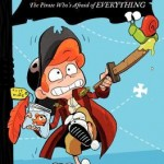 Shivers!: The Pirate Who's Afraid of Everything by Annabeth Bondor-Stone, Connor White, Anthony Holden (Illustrations)