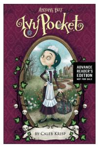 Review ~ Anyone but Ivy Pocket by Caleb Krisp