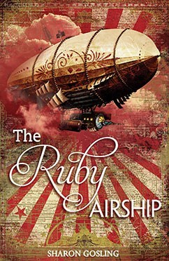 #Review ~  The Ruby Airship by Sharon Gosling
