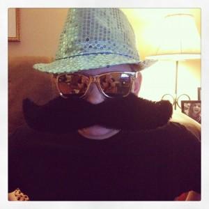 Mr Mustache (Ryan)