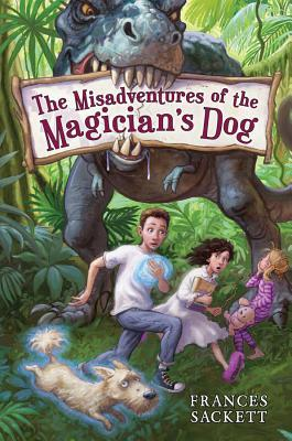 #Review ~  The Misadventures of the Magician's Dog by Frances Sackett
