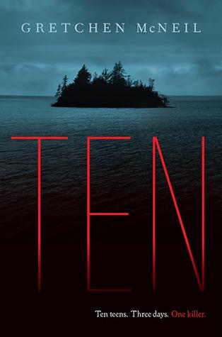 #Review ~ Ten by Gretchen McNeil