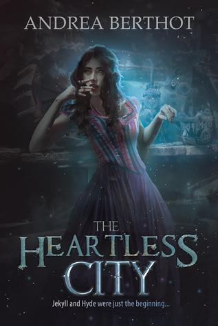 #Review ~ The Heartless City by Andrea Berthot