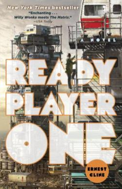 Currently Reading ~Ready Player One by Ernest Cline
