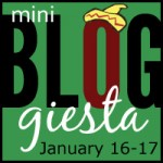 It's time to do a Mini #Bloggiesta UPDATE