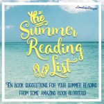 Summer Reading List ~ Suggestions by Lexxie @(un)Conventional Bookviews