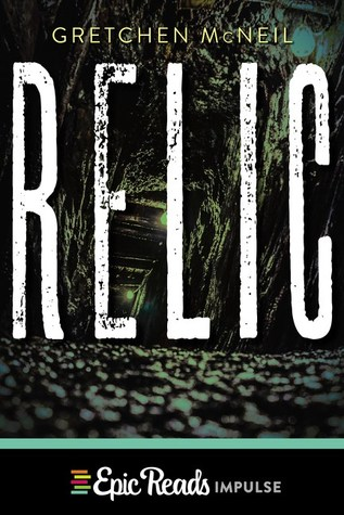 #Review ~ Relic by Gretchen McNeil