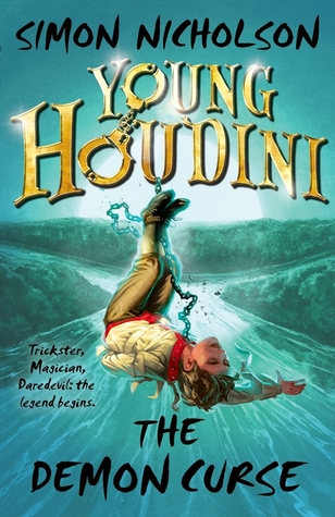 #Review ~ Young Houdini: the Demon Curse by Simon Nicholson