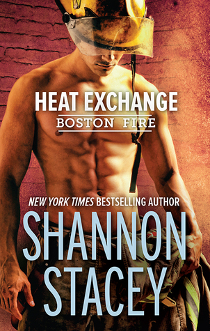 4 Star #Review ~ Heat Exchange (Boston Fire #1) by Shannon Stacey