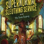 #nonReview ~ The Supernormal Sleuthing Service: The Lost Legacy by Gwenda Bond