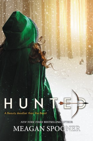 3.5 Star #Review ~ Hunted by Meagan Spooner