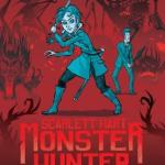 4 Star #Review ~ Scarlett Hart: Monster Hunter by Marcus Sedgwick, Thomas Taylor (Illustrations)