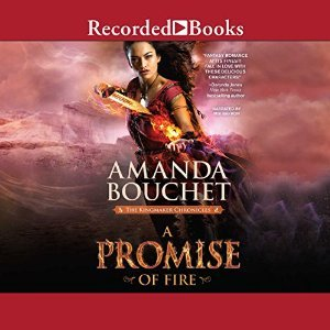 Berls's TBR List Review | A Promise of Fire