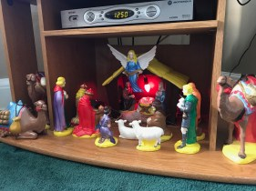 My Nanny's Nativity