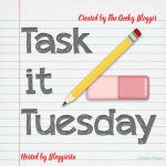 Task it Tuesday | Setting up my blog #bujo #taskittues