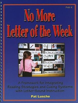 Books From Kinderland | Letter Studies!