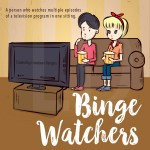 #bingewatchersclub ~ At this point all we can do is binge watch.
