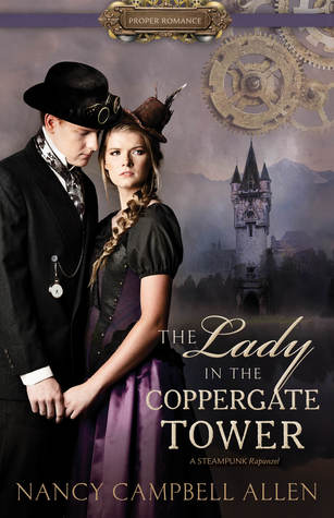 5 Star #Review ~ The Lady in the Coppergate Tower by Nancy Campbell Allen