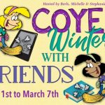 #COYER Winter with Friends starts… NOW!