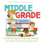 Middle Grade Book List ~ Gift Ideas for the Holidays