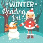 Michelle's Winter Reading List Dec 21st to March 20th #timetoread