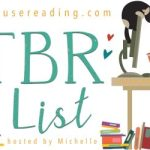 #MyTBRL ~ January 2021 ~ A New Year, New Logo, New Books