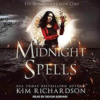 Just a Few Witches of Hollow Cove Books I Read #audio #review #coyer