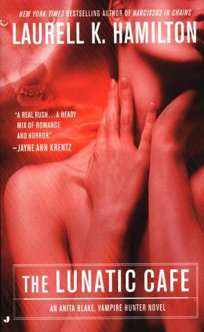 Just a Few Early Anita Blake Books I Read