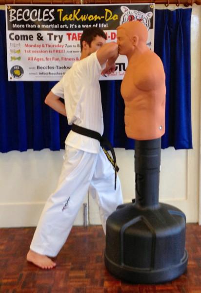 Beccles Taekwondo fun day04