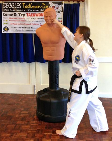 Beccles Taekwondo fun day08