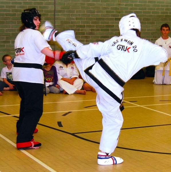soph-and-jenna-beccles-taekwondo