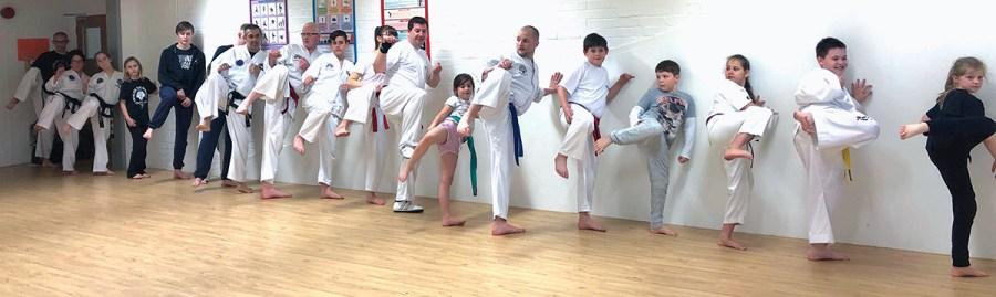 Beccles Taekwondo Dojang