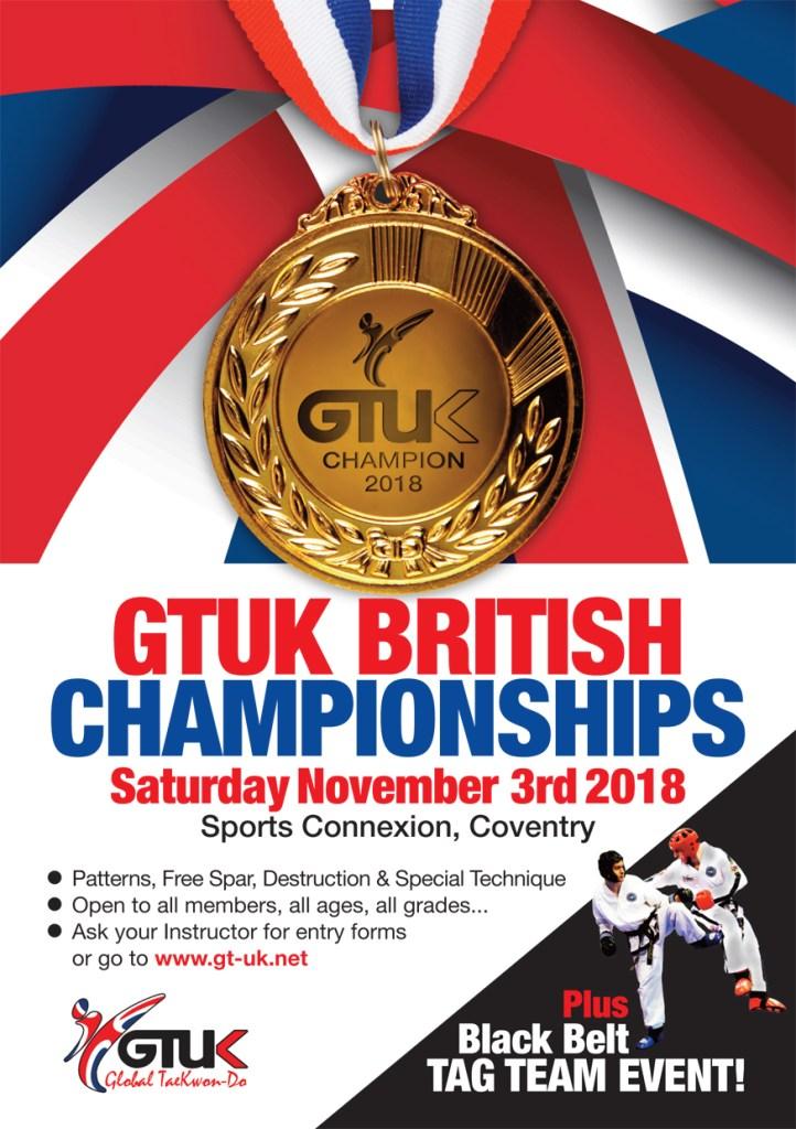 GTUK British Championships