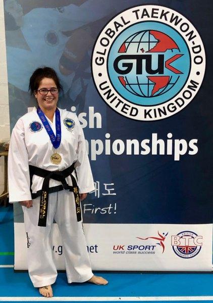 GTUK British Taekwondo Championships